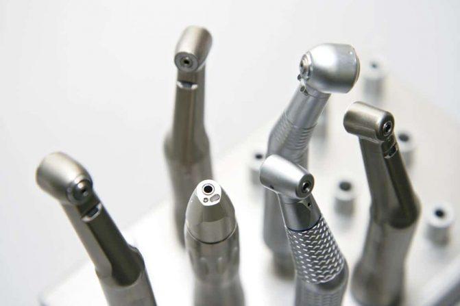 Instrumente de bază în stomatologie – Freze dentare