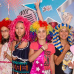 Copiii iubesc petrecerile