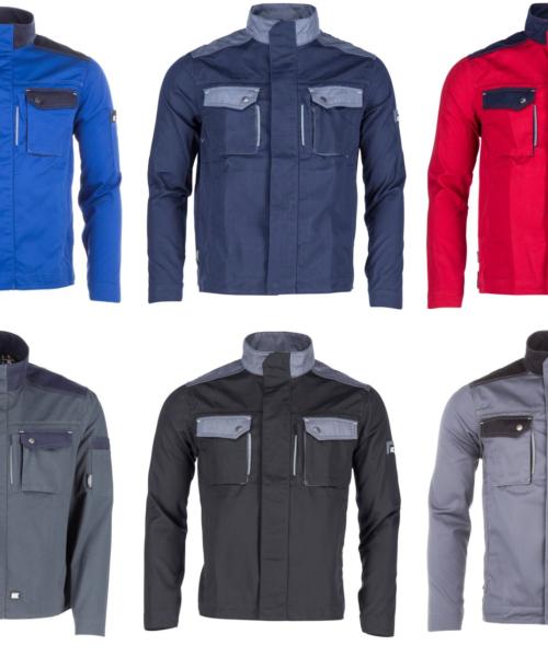 Pentru munca in conditii optime Tresa dispune de jachete de lucru